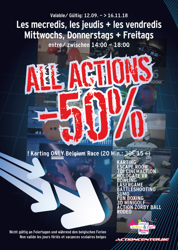 Eastbelgium Action Fun Und Karting Center